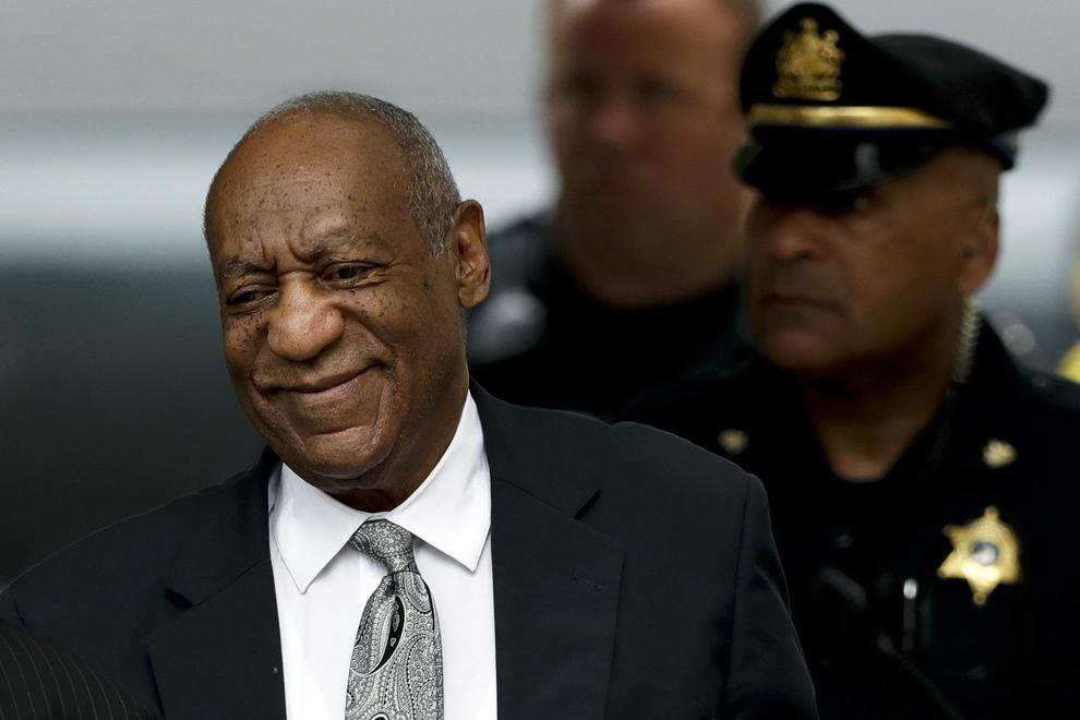 Bill Cosby, annullato il processo per violenza sessuale: