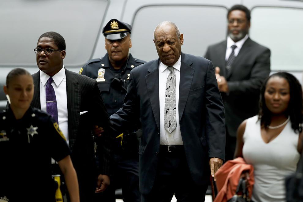 Usa: giuria in stallo, processo a Bill Cosby annullato