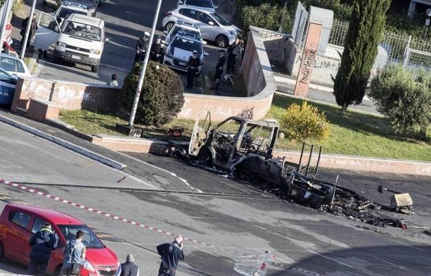 Morte in rogo: fermato 20enne a Torino per omicidio plurimo