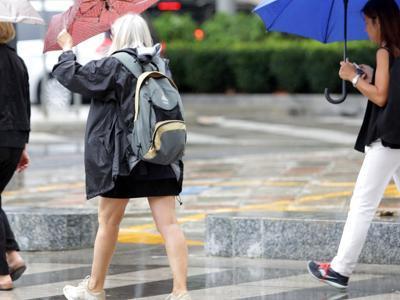 Meteo, Italia a due volti: caldo al Sud, piogge al Nord