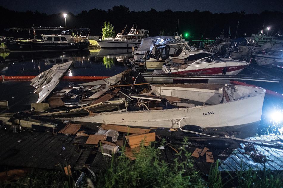 Germania: esplode uno yacht, almeno 13 feriti