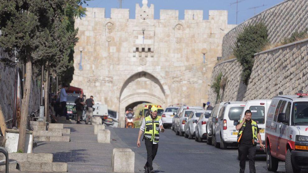 Gerusalemme, attentato alla Porta dei Leoni: almeno tre feriti, due sono gravi