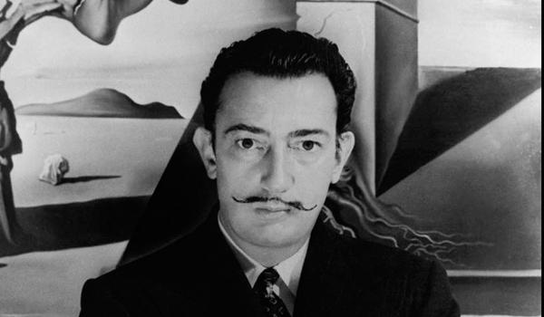 Riesumato il cadavere di Salvador Dalì: