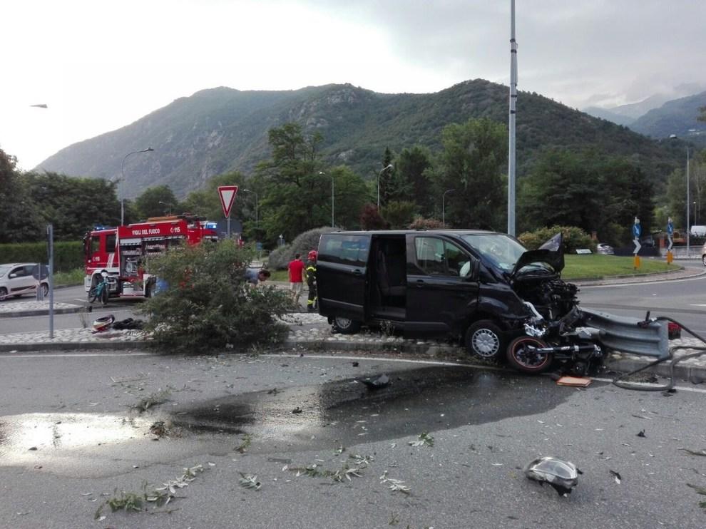 Incidente Val di Susa, un testimone:
