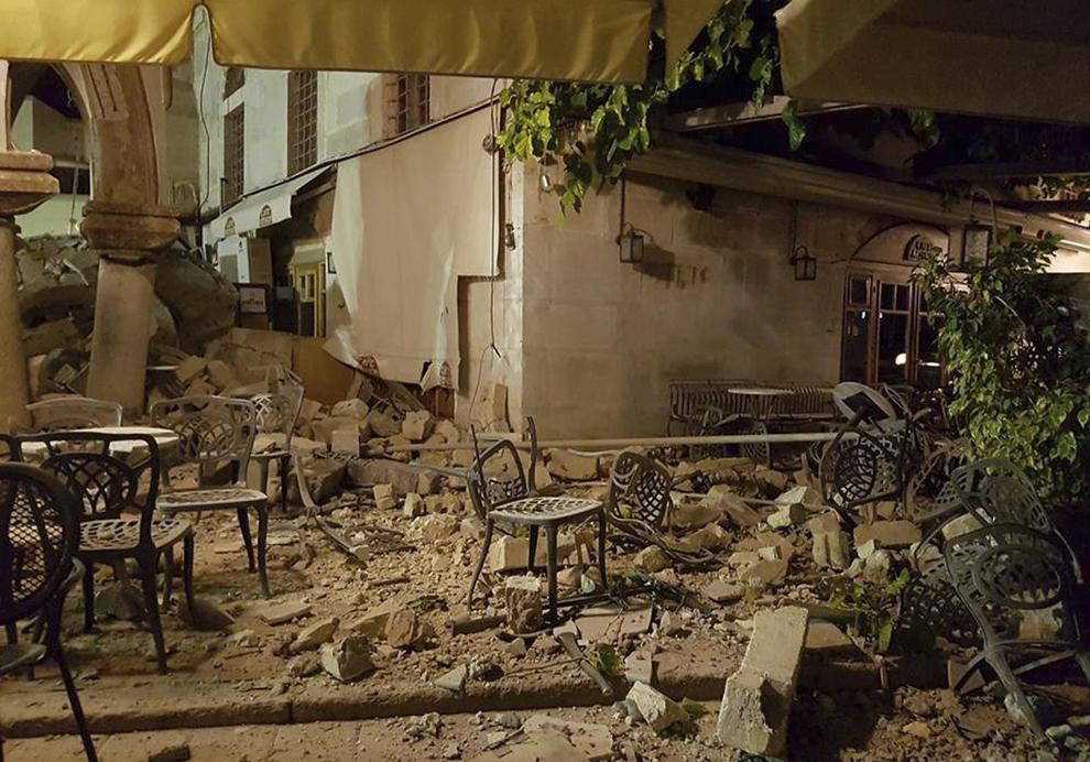 Cosa sappiamo finora del terremoto in Grecia e Turchia