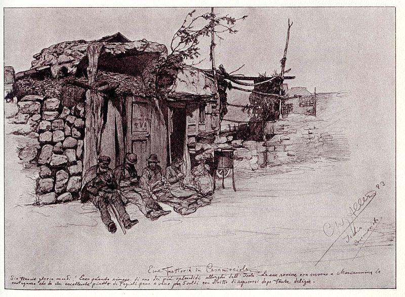 Terremoto Ischia: il precedente del 1883 con più di 2 mila morti