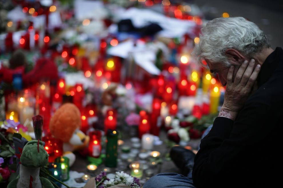 Sagrada Familia Blindata a Barcellona per la Preghiera della Pace