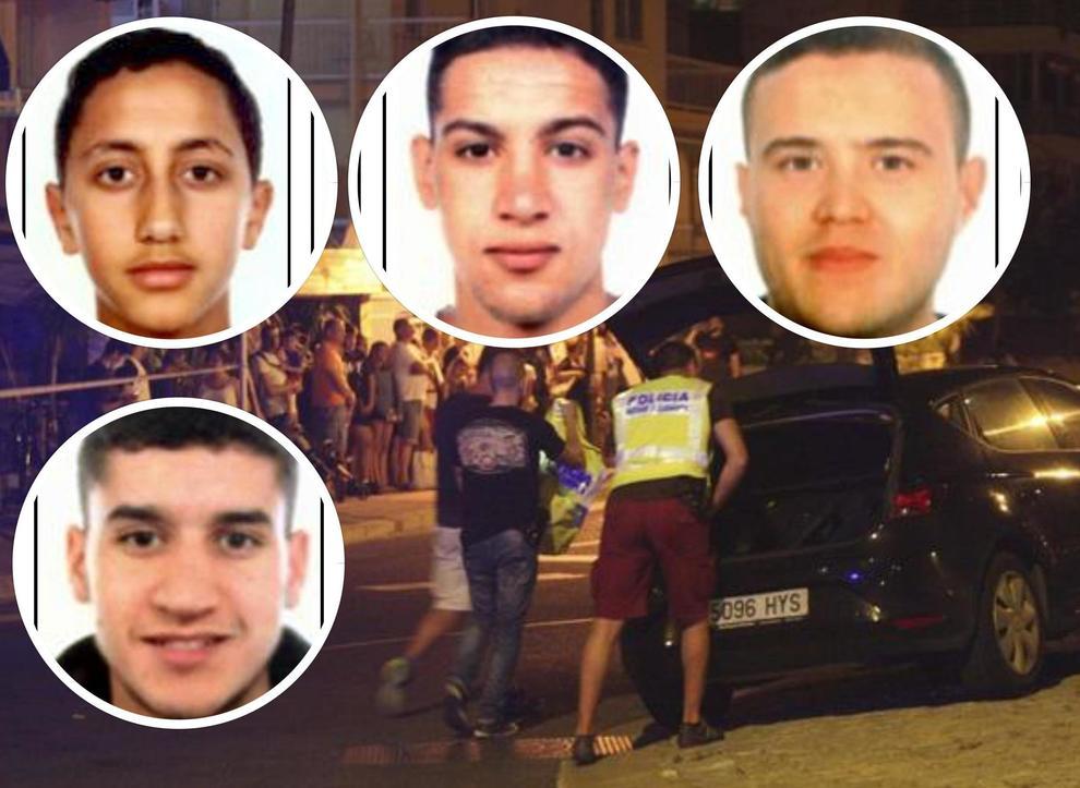 Risultati immagini per Barcellona -  Terrorista morto non parla...