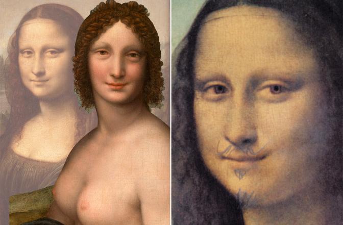 Gioconda nuda, l'ipotesi che cambia la storia: è di Leonardo da Vinci?