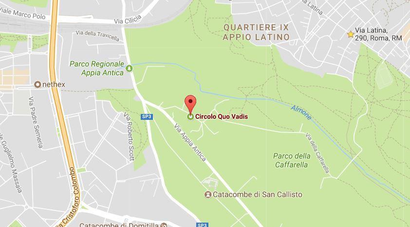 Bimbo di 3 anni scomparso al Parco della Caffarella. Ritrovato