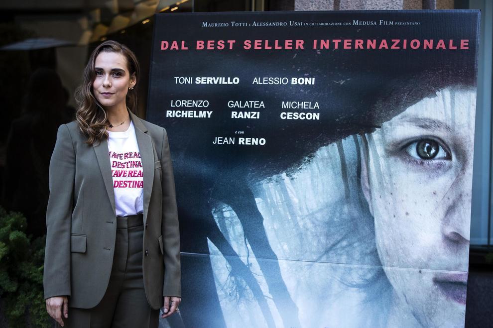 ''La ragazza nella nebbia'' di Donato Carrisi al Cinema Adriano di Firenze