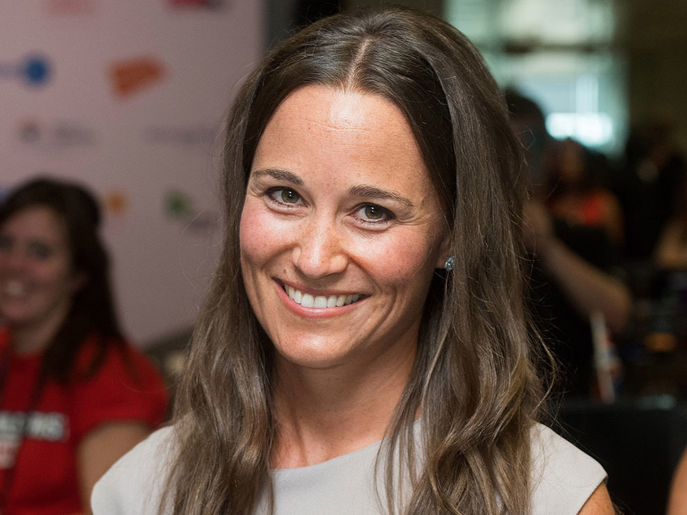 Pippa Middleton incinta come sua sorella Kate Middleton?