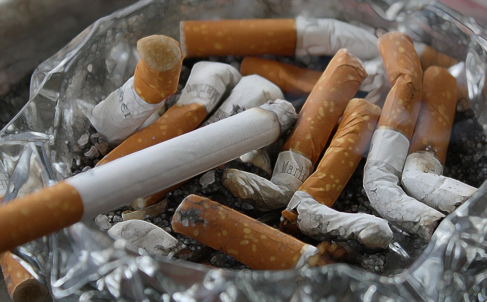 il fumo influisce sulla crescita del pene