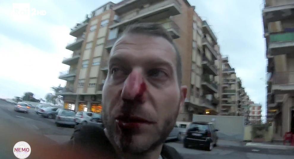 Ostia, il giornalista Piervincenzi: