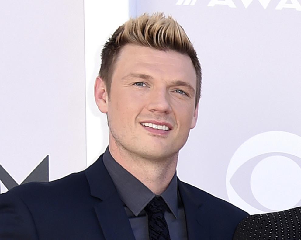 Nick Carter dei Backstreet Boys accusato di stupro dalla cantante Melissa Schuman