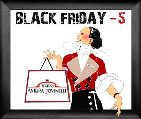 Perché il black friday è il black friday?