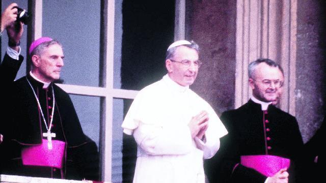 Fine del giallo: una testimone racconta come è morto Papa Luciani
