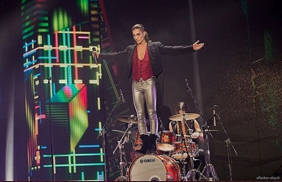 X Factor, scontro tra Fedez e Agnelli: il rapper lascia lo studio