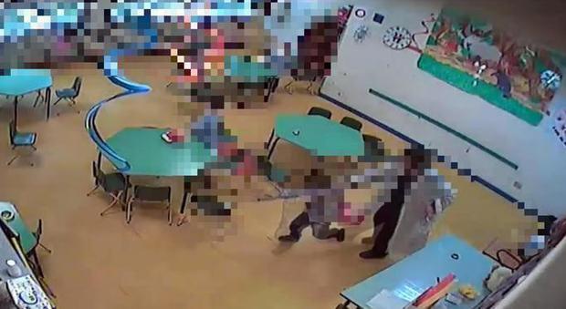 Maltrattavano bimbi, arrestate 3 maestre