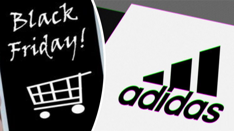 black friday 2017 italia adidas