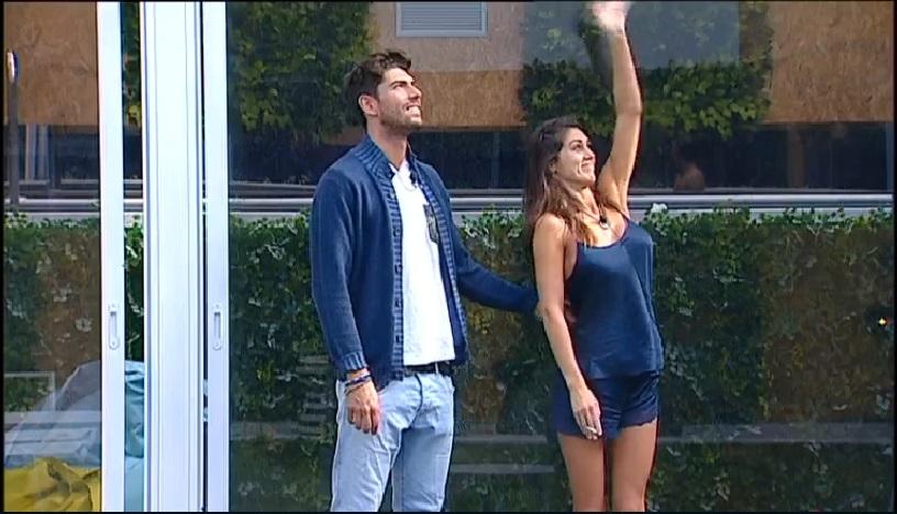 Ignazio e Cecilia litigano al GF VIP 2017 per Francesco Monte