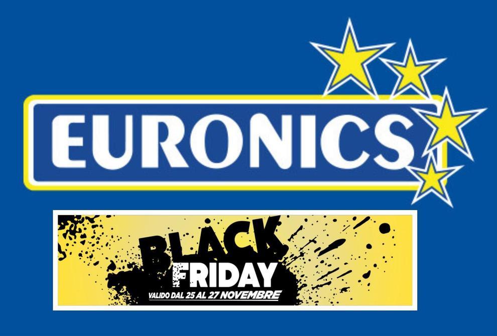 Euronics volantino black friday sconti offerte e for Eprice black hour truffa