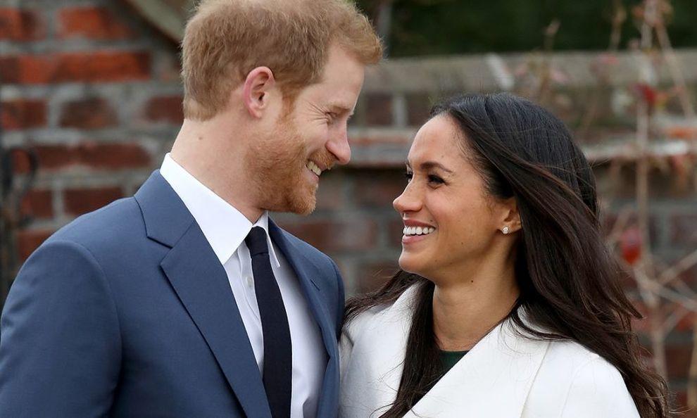 Principe Harry: nozze con Meghan Markle nel 2018
