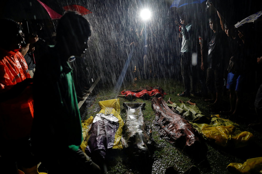 Denuncia choc di MSF: tra agosto e settembre morti 6700 Rohingya