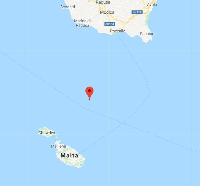 Scossa di terremoto nella provincia