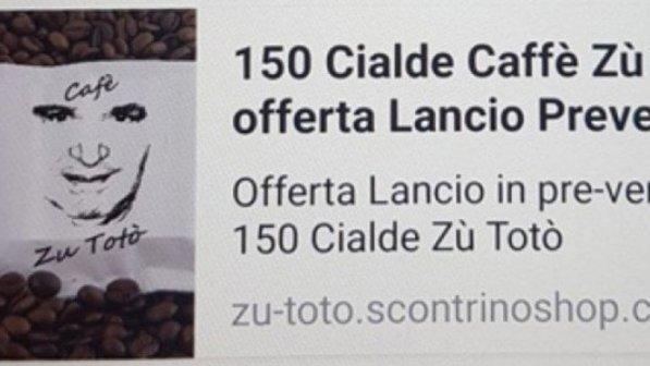Mafia, la figlia di Riina lancia il caffè 'Zù Totò' e cerca fondi online: