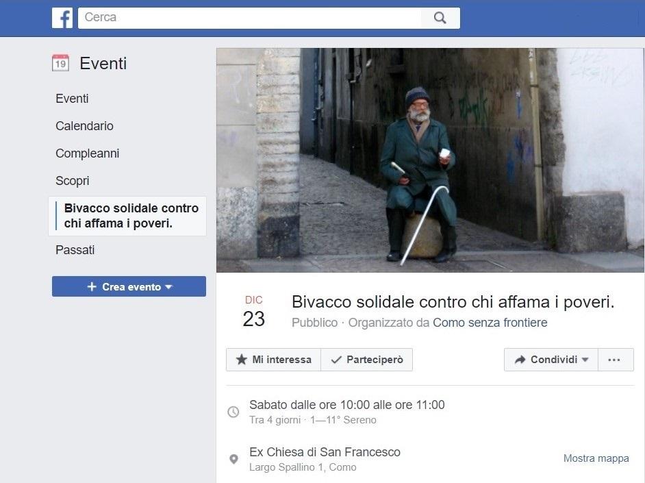 Il sindaco di Como: