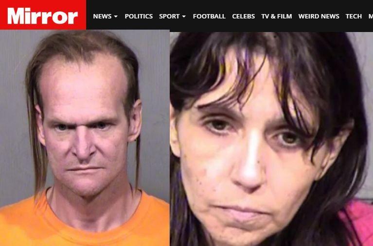 'Vende' moglie su internet: arrestato