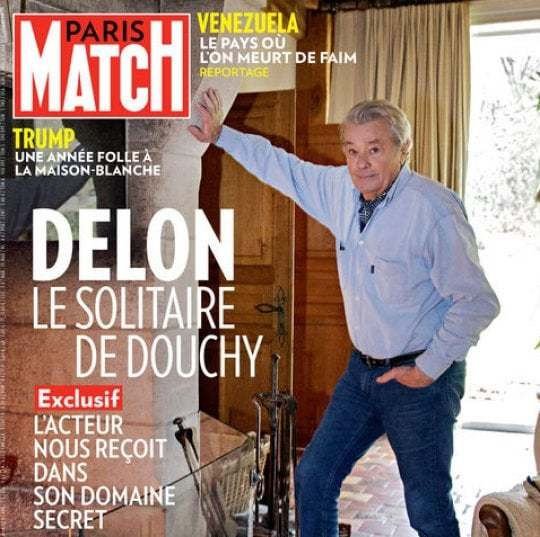 Alain Delon:
