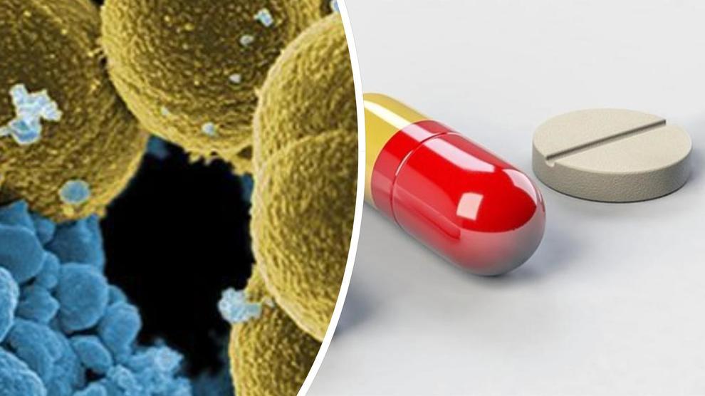 L'allarme dell'Oms: 500mila infezioni resistono agli antibiotici