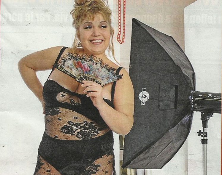 Calendario Gegia.Gegia E Il Sexy Calendario A 58 Anni Sono Rimasta