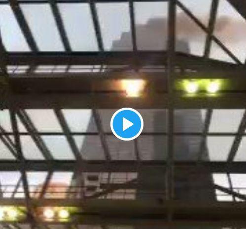 Allarme a New York: incendio sul tetto della Trump Tower