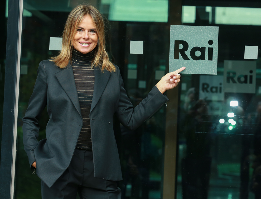 Paola Perego conduce Superbrain: