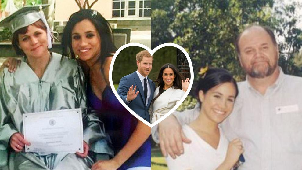 Matrimonio Catolico Primos Hermanos : Meghan markle ecco perché il papà e la sorella potrebbero