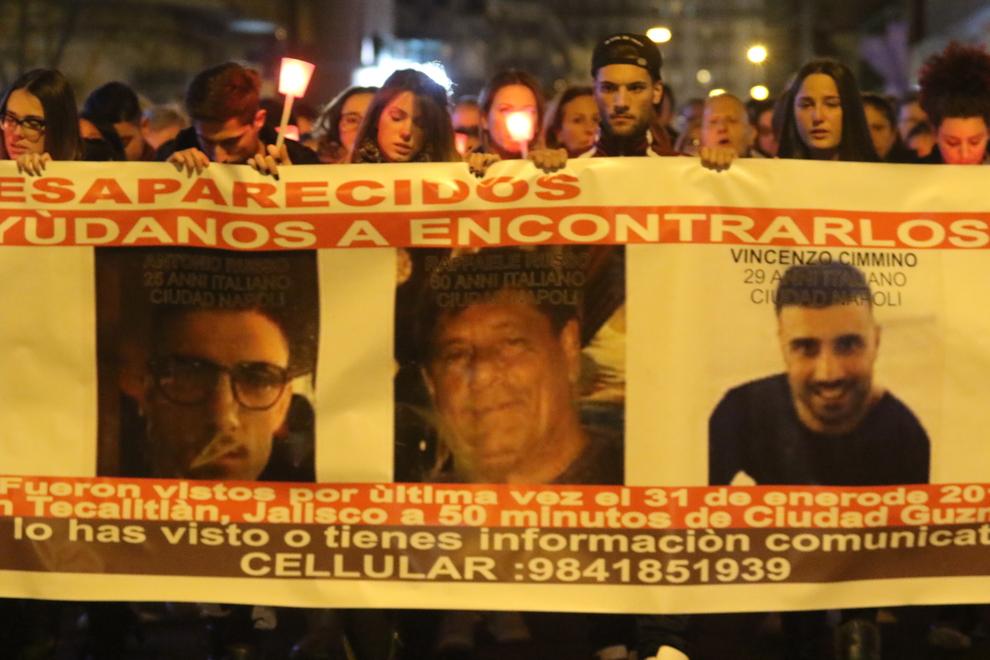 Napoletani spariti in Messico: parla il governatore di Jalisco