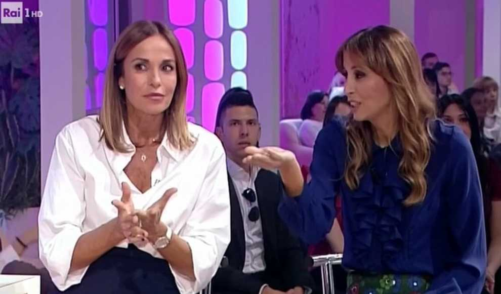 Domenica In: Benedetta Parodi non va all'Ariston con Cristina