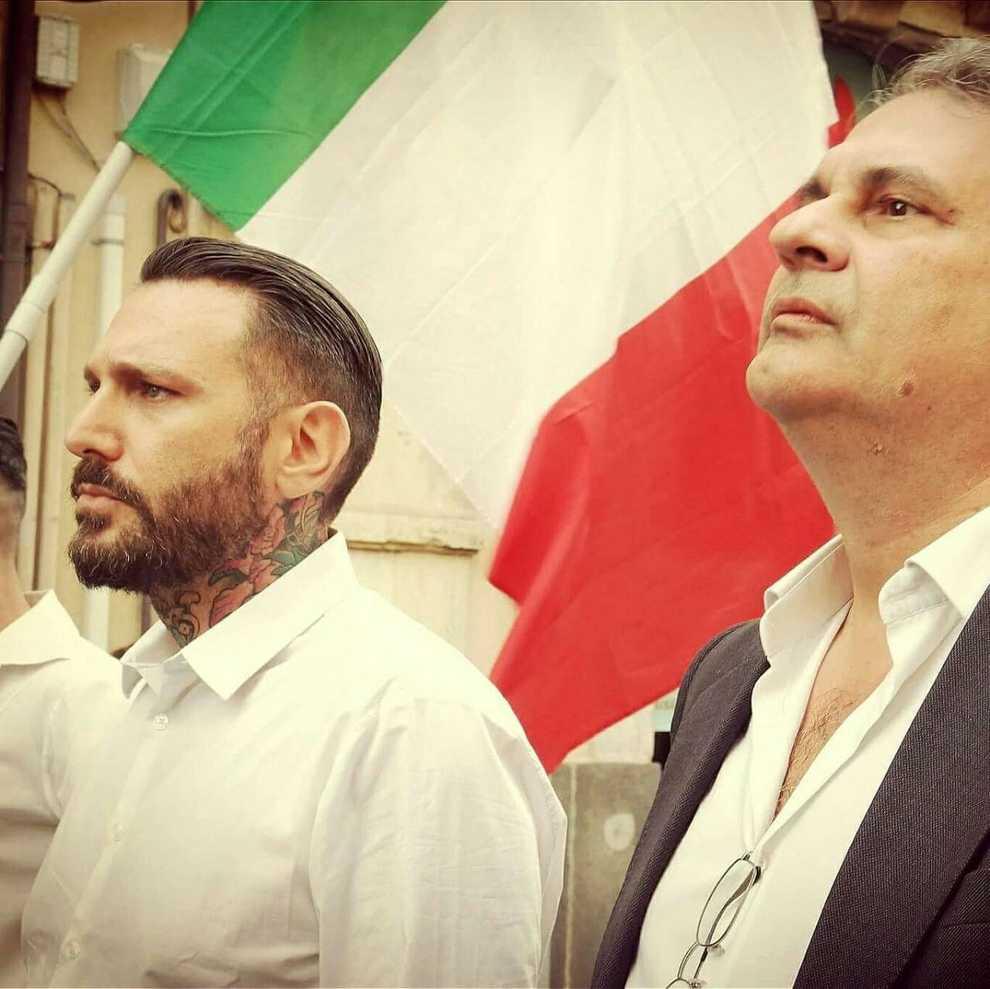 Palermo, militante Forza Nuova legato mani e piedi e pestato in strada