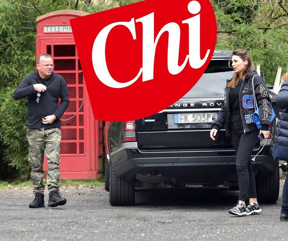 Gigi D'Alessio e Anna Tatangelo sono tornati insieme, la foto della coppia