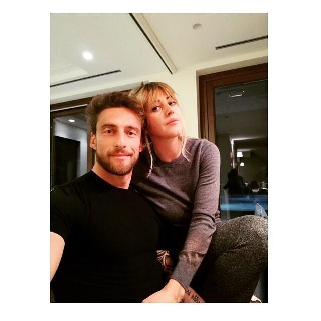 Marchisio in panchina, la moglie contro Allegri: