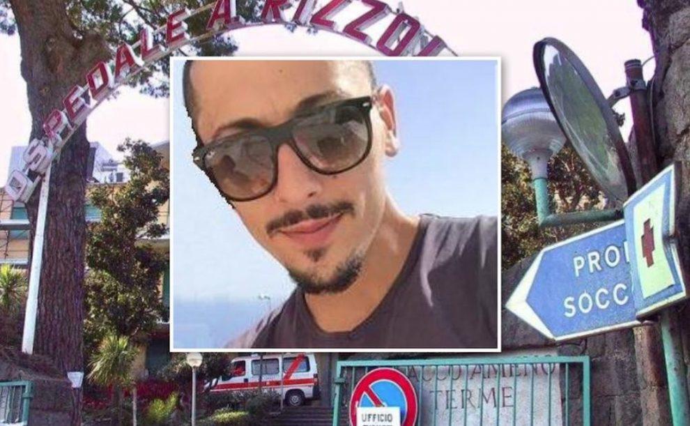 Ischia, ricoverato per una polmonite: Pasquale Maltese muore a 29 anni