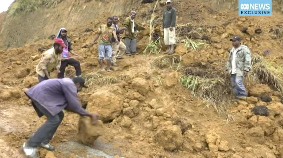 Molte vittime a seguito del terremoto che ha colpito Papua Nuova Guinea
