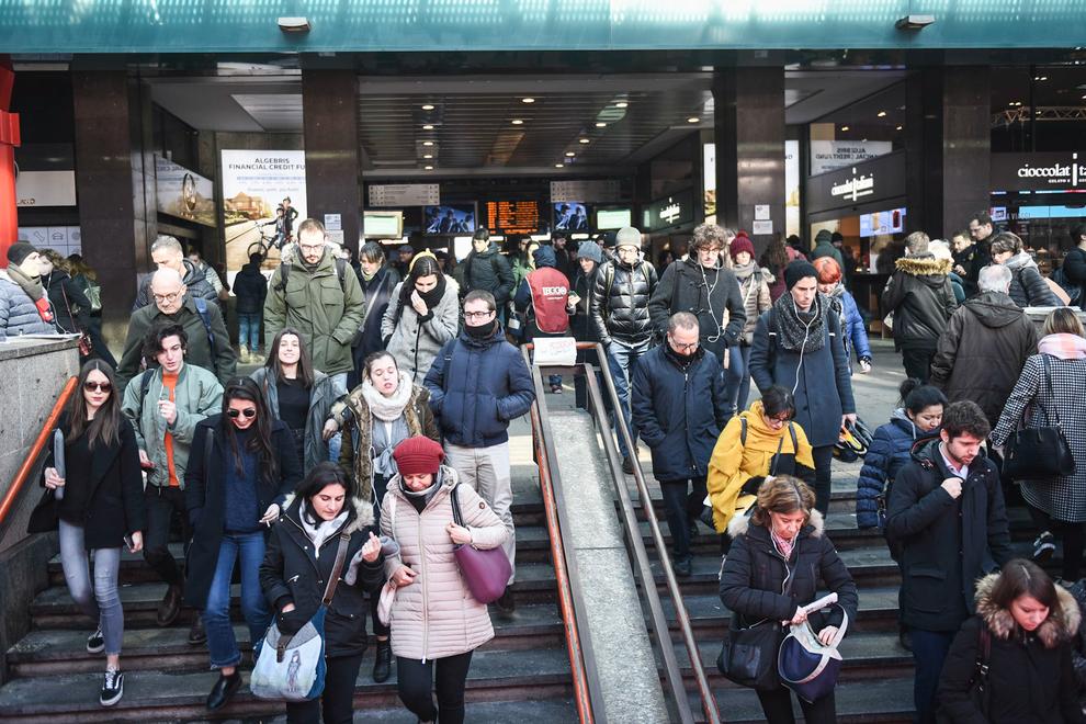 Sciopero mezzi pubblici: informativa ATM ai tifosi per Milan-Arsenal