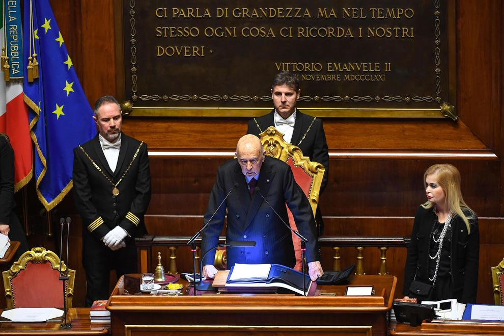 Salvini assente al suo primo giorno in Senato? E' una bufala