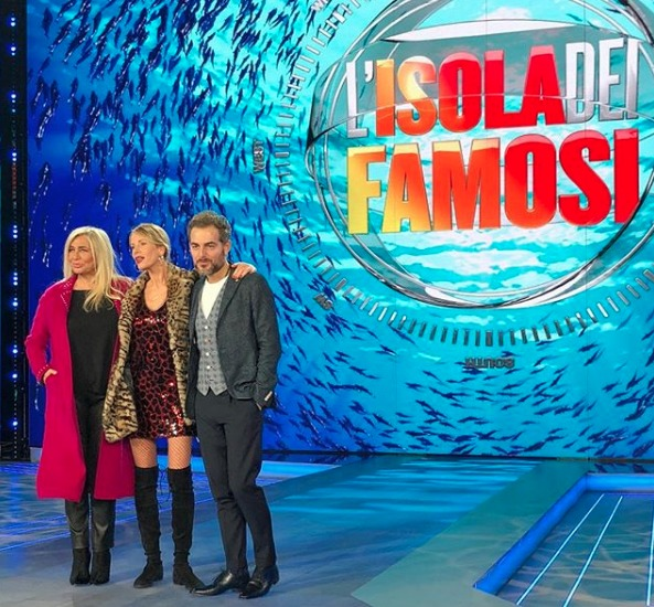 Isola dei Famosi 13 televoto: nominati dell'ottava settimana