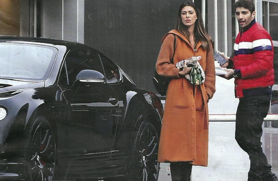 Andrea Iannone e l'assomiglianza con gli ex fidanzati di Belen Rodriguez