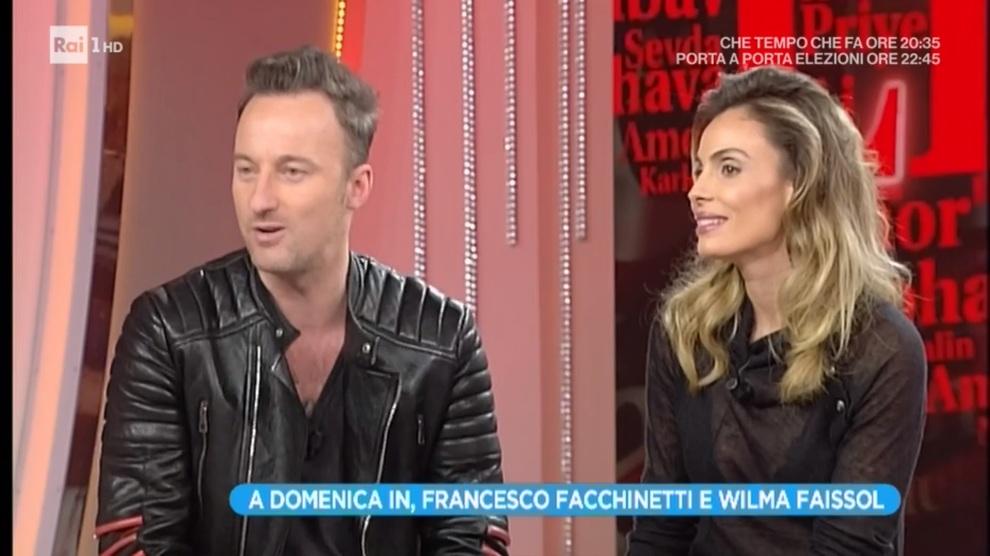 Francesco Dell Uomo Matrimonio : Francesco facchinetti e wilma faissol: il nostro amore dalla